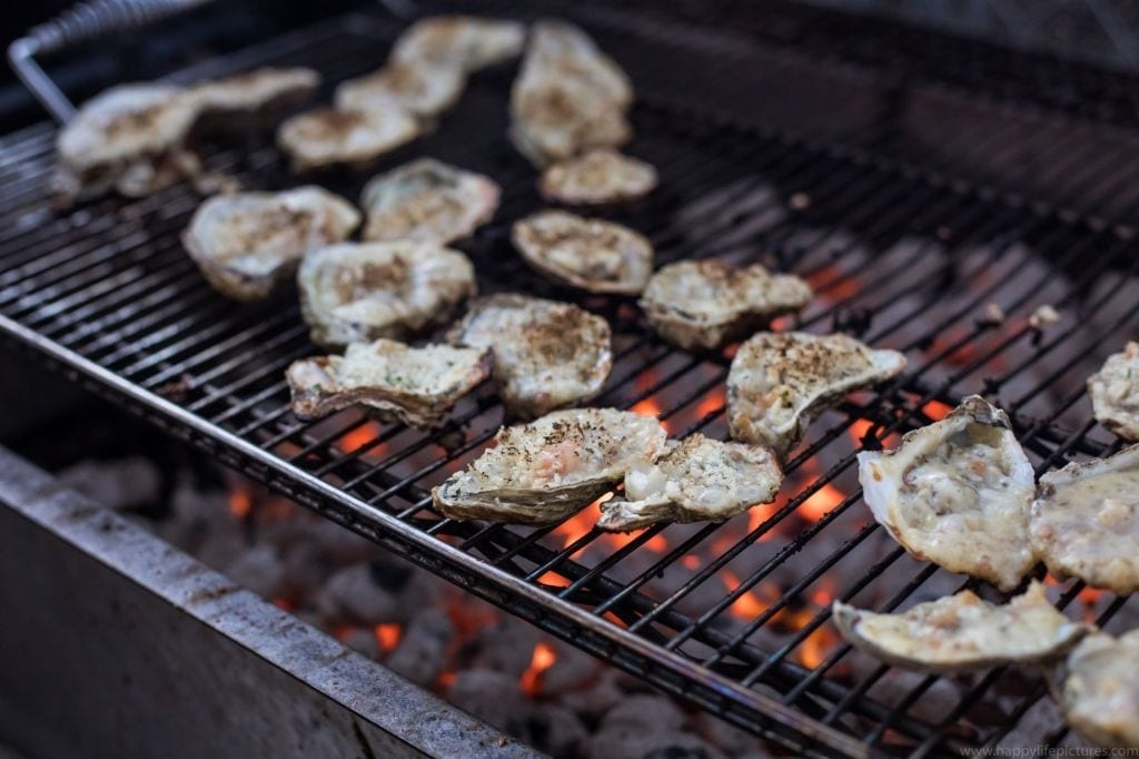 oysters on the grill awful arthur's