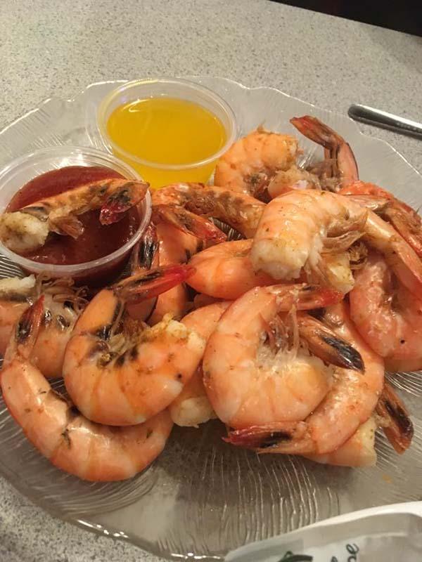 shrimp at awful arthur's