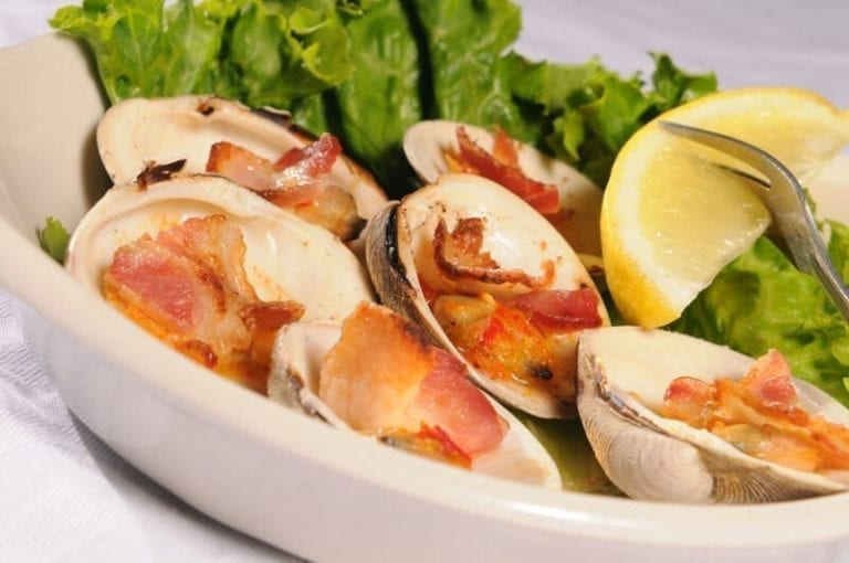 awful arthur's bacon oysters