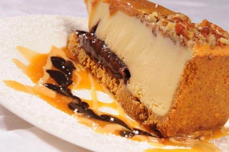 awful arthur's cheesecake dessert