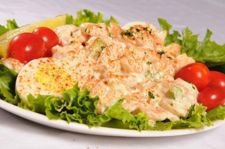shrimp salad awful arthur's