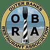 outer banks restaurant association logo