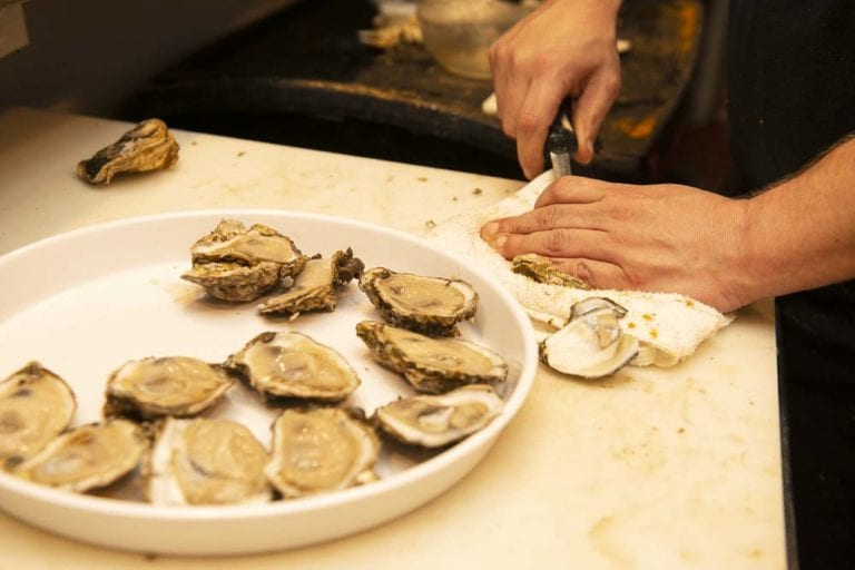 awful arthur's oysters on half shell
