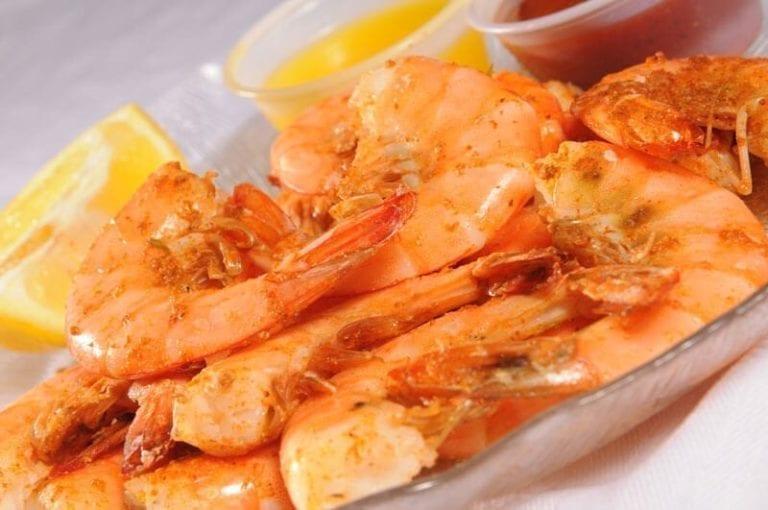 awful arthur's shrimp steamed